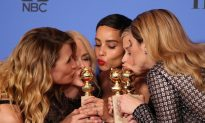 'Three Billboards,' 'Lady Bird' Win Top Golden Globes