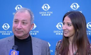 Lawyer Finds Strength in Both Male and Female Dancers at Shen Yun