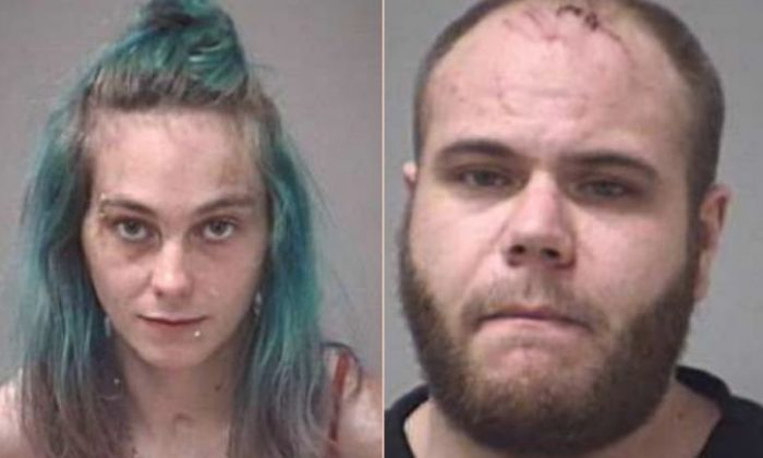 Sumpter Twp. couple wanted for murder of girl, 4, arrested in Georgia
