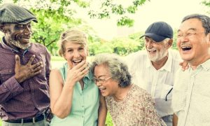 Good Friends Boost Brain Health as You Age
