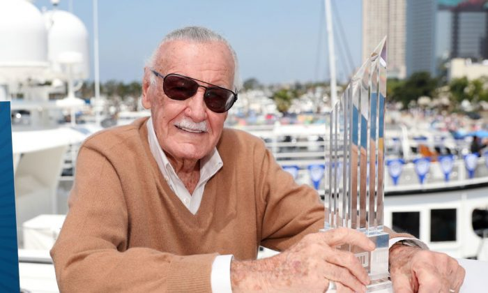Stan Lee's Appearance At Arizona Coyotes Pregame Cancelled