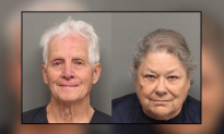 Elderly Couple Who Claimed Drugs Were Christmas Presents Busted Again on Anti-Drug Charges