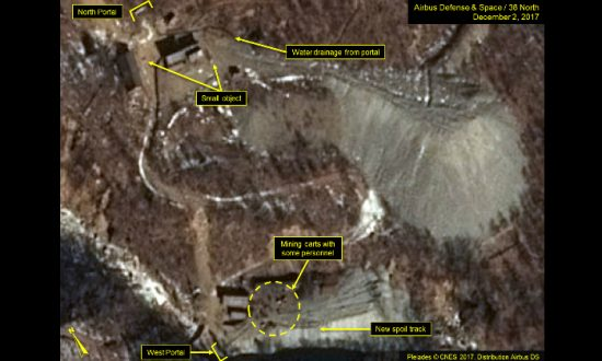 North Korea To Dismantle Nuclear Test Site Publicly in May