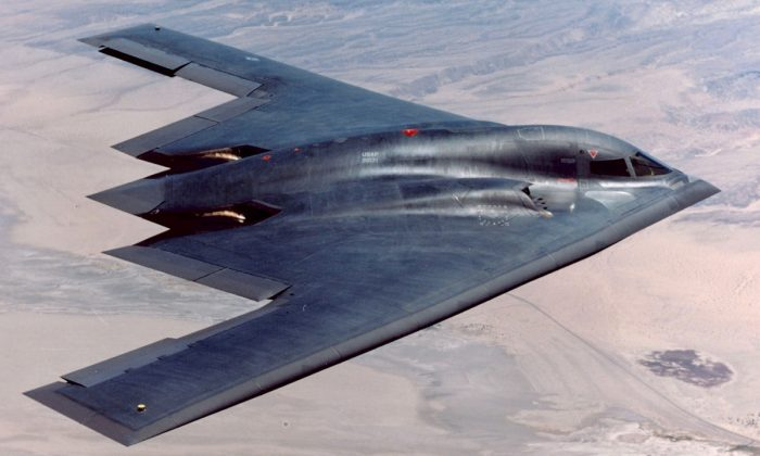 United States deploys B-2 stealth bombers to Guam