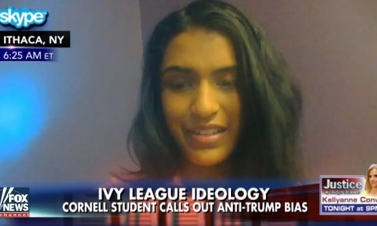 Cornell Student Receives Death Threats after Commenting on School's Liberal Bias