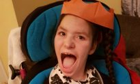 Stars Back Appeal to Find Disabled Girl's Speech Machine