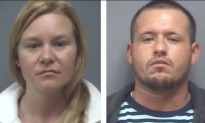 Abused 5-Year-Old on Life Support With Shoe-Shaped Bruising, Mom and Boyfriend Charged