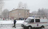 Terror as 'Former Pupils' in Masks Stab 15 People at a Russian School