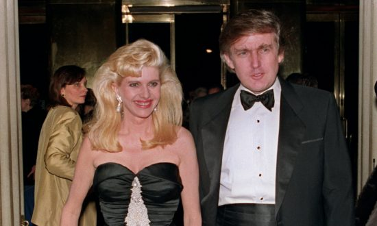 Ivana Trump, President's Ex-Wife, Says He Is 'Definitely Not Racist'
