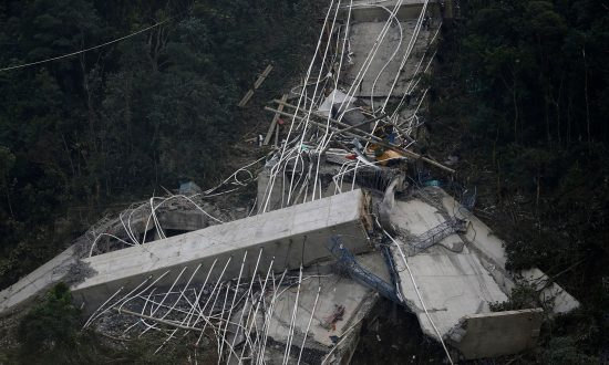 At Least 9 Workers Killed After Colombian Bridge Collapsed