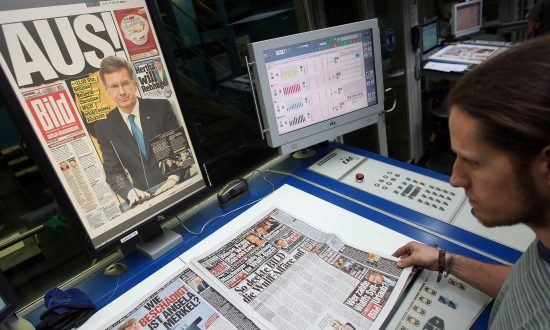Top-Selling German Newspaper Says New Online Hate Speech Law Must Be Scrapped
