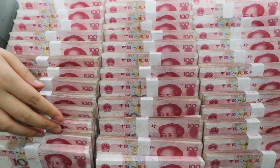 After Embezzling Cash, Corrupt Chinese Officials Scramble to Hide It