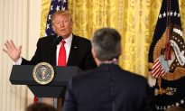Trump Orders CNN's Jim Acosta Out of the Oval Office Over Outburst