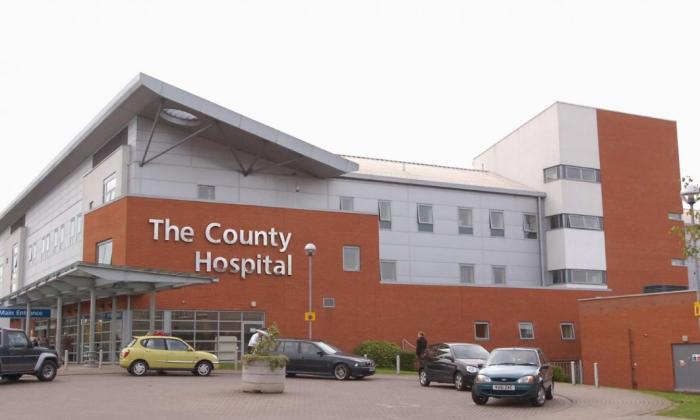 Hereford County Hospital. (Screenshot via Google Maps)