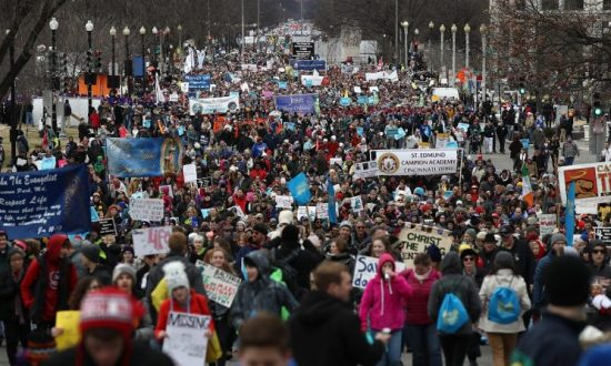 Trump to Become First Sitting President to Address March for Life