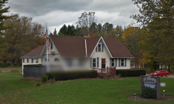 Hubbard Road Meadows nursing home, prior to closing.