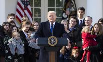 Trump Addresses March for Life