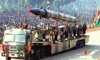 India Test-Fires Nuclear-Capable Missile Agni-V