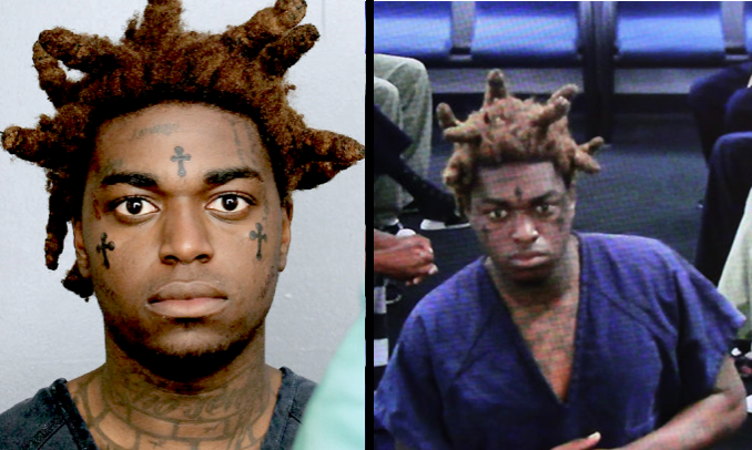 Kodak Black Arrested In Florida On Seven Felony Charges