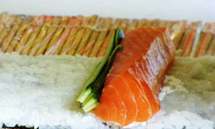 Man's Self-Removed Tapeworm Linked To Sushi Addiction
