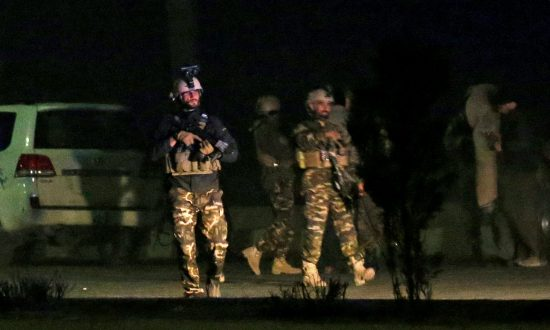 Gunmen Attack Kabul's Intercontinental Hotel, Take Hostages, Deaths Reported