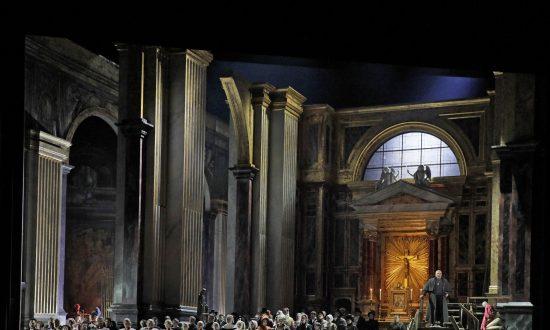 Opera Review: 'Tosca'
