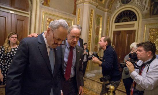Government Shuts Down as Senate Fails to Reach a Deal