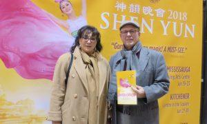 Division Director Appreciates 'Extremely Original' Shen Yun
