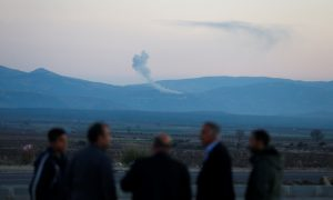 Turkish Forces Push Into Syria, Kurdish Militia Says Attacks Repulsed