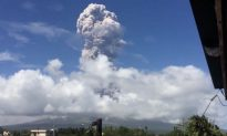 Philippines Raises Volcano Alert again; Hazardous Eruption Seen Imminent