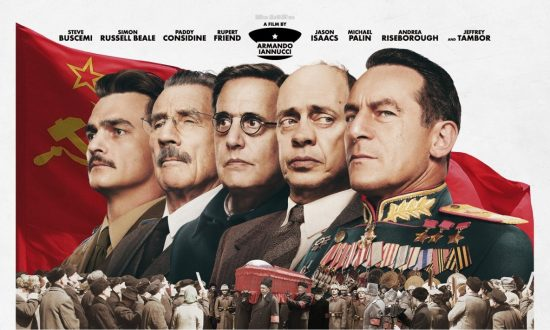 Film Review: 'The Death of Stalin'