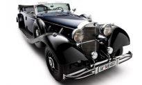 Hitler's Mercedes-Benz Still for Sale After $7 Million Bid Is Rejected