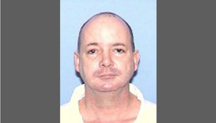 File photo of Anthony Shore, 55, who was executed by lethal injection on Jan. 18, 2018, in Texas. (Texas Department of Criminal Justice/Handout via Reuters)