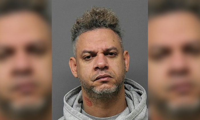Gerardo Camilo-Nolasco was arrested on Jan. 19, 2018, for posession of $800,000 worth of methamphetamine. (Bergen County Prosecutor's office)