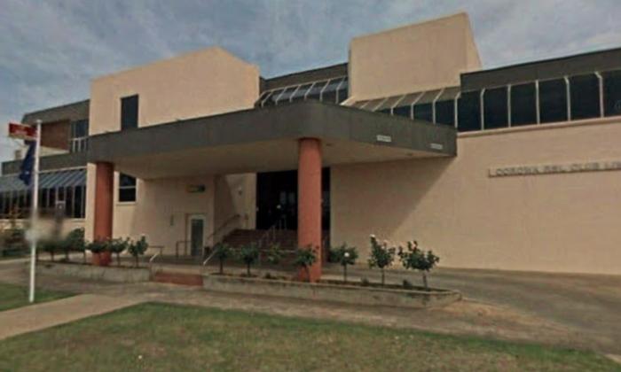 Corowa RSL Club in Corowa, Australia. (Screenshot via Google Maps)