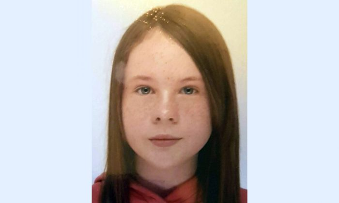 Ursula Keogh was found in a river in Halifax, West Yorkshire, on Monday, Jan. 22. (West Yorkshire Police)