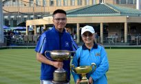 Tony Cheung and Shirley Ko Win National Singles