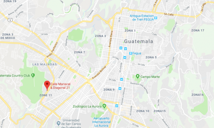 Ex-Miss Guatemala Contestant Shot in Head on Video