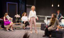 Theater Review: 'Party Face'