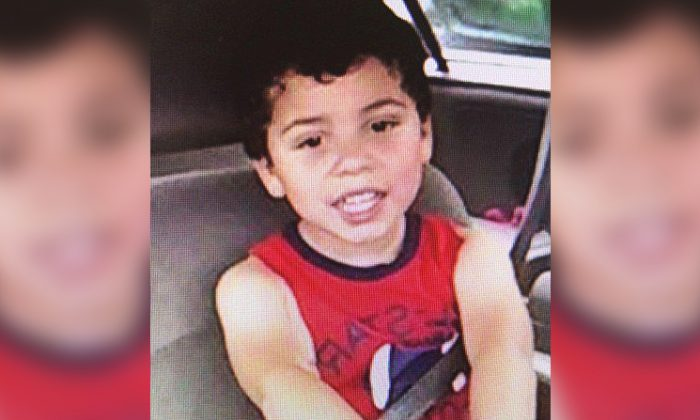FBI Releases Poster For Missing NC Boy Wanted In Amber Alert Search