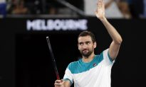 Cilic Aims to Turn-Up the Heat on Federer