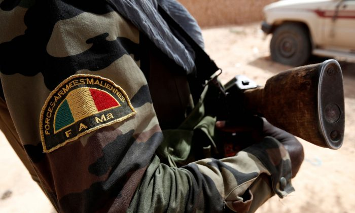Gunmen Reportedly Kill 14 Soldiers After Assaulting N Malian Military Camp