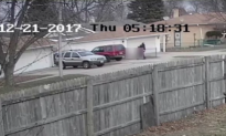 FBI Releases Chilling Video of Man Kidnapping Child