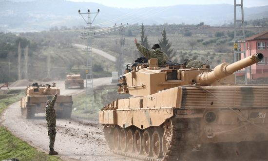 Turkey Detains 300 People Over Criticism of Syrian Offensive
