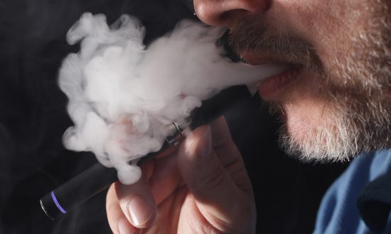 Vaping Could Cause Cancer and Heart Disease, New Study Suggests