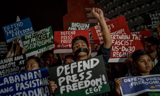 The Philippines Struggles With Democracy