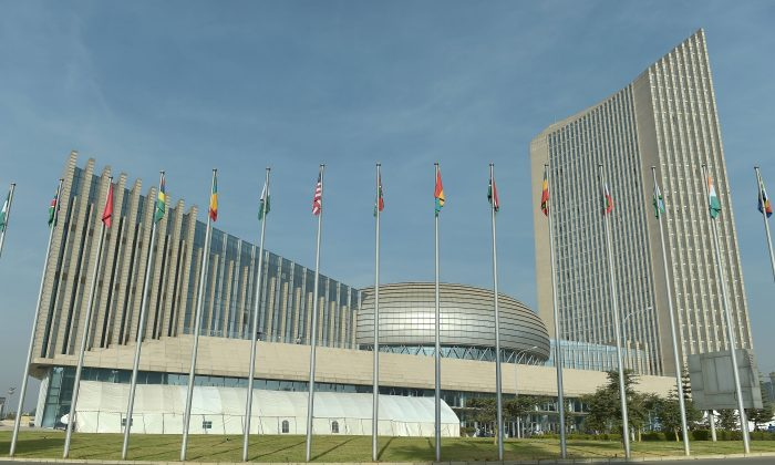 China spies on African Union's computers