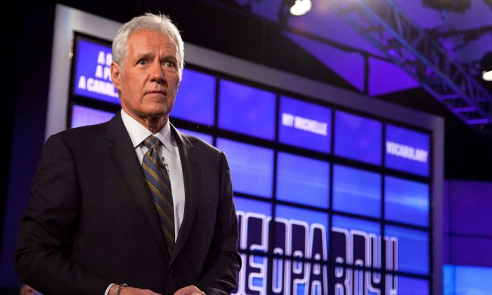 Alex Trebek roasts Jeopardy contestants who know nothing about football