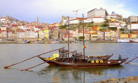 Cruising Portugal's 'River of Gold'