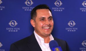 Shen Yun's Artistic Display is 'Second to None', Says Former Pala Councilmember